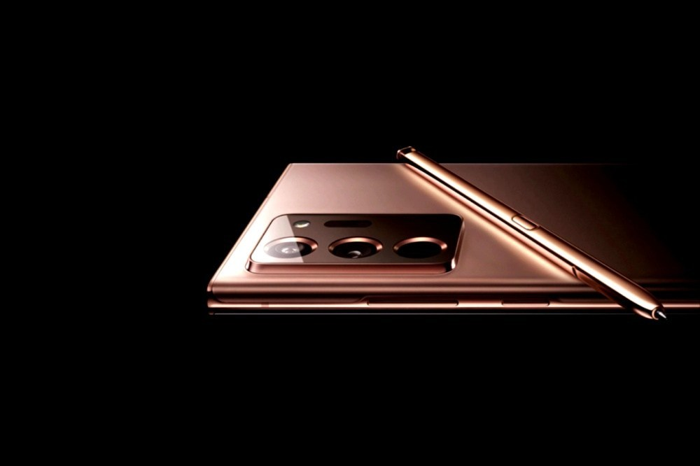 三星官網意外曝光Galaxy Note 20 Ultra背面外觀、新色