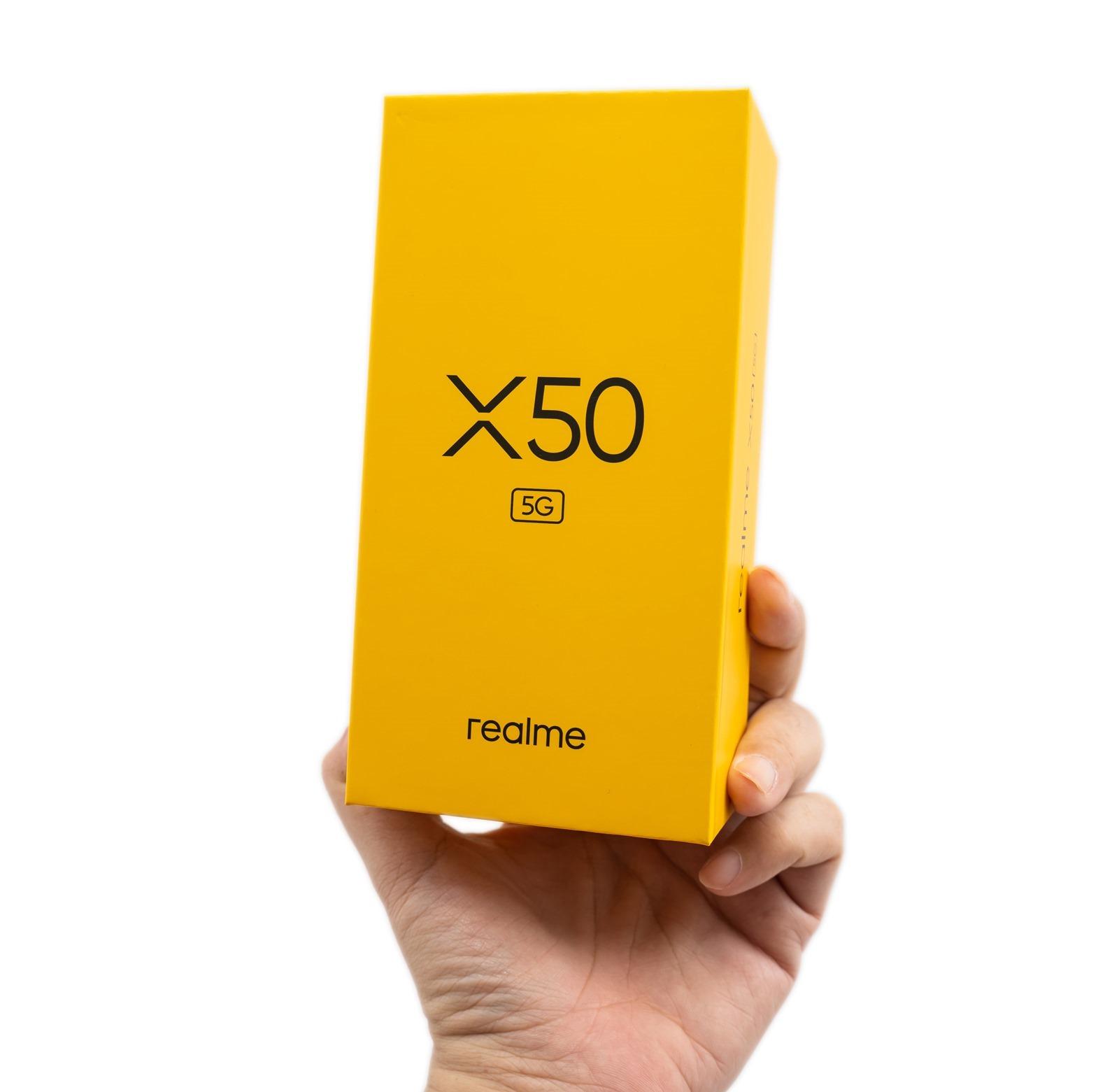 萬元輕鬆入手 5G 手機!Realme X50 性能測試 / 續航實測 / 快充電測試 @3C 達人廖阿輝