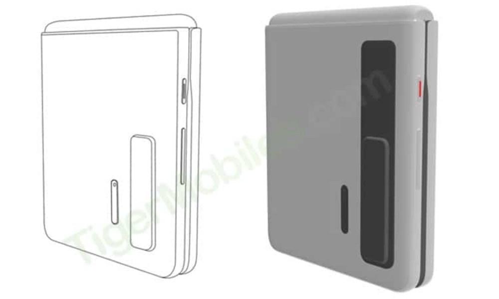 main 1 2 華為也計畫推出上下凹折手機,將以Mate V為稱?