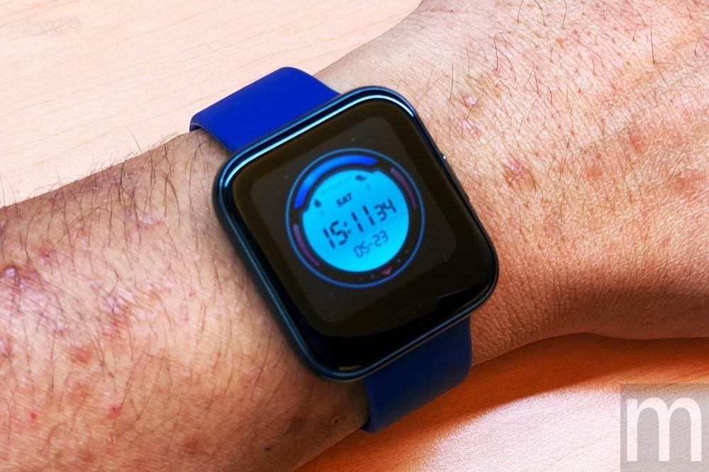 IMG 3321 動手玩/親民價位就擁有心率、睡眠與血氧量測功能的realme Watch