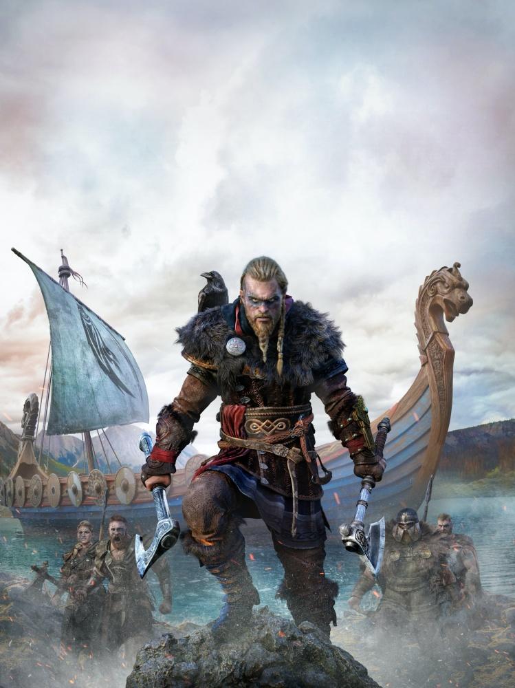 ACV ka Announce Standard Edition 290430 5pm CET Paris Time 化身維京劫掠者,Ubisoft公開《刺客教條:維京紀元》具體細節